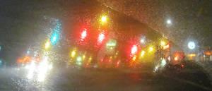 Rainsplattered