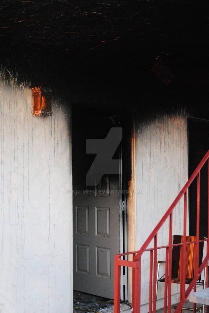 Darkened Doorway