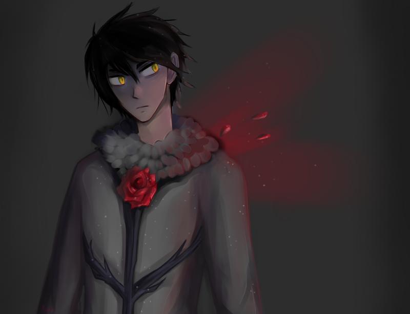 Death Rose by MystNight