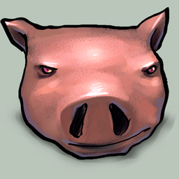 Pig by mattahan