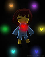 UnderTale by ivrinne