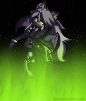 Green Phoenix by ivrinne