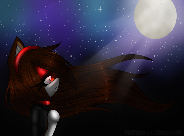 ~ Night Walker ~ by ivrinne