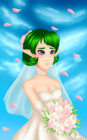 Wedding Day by ivrinne