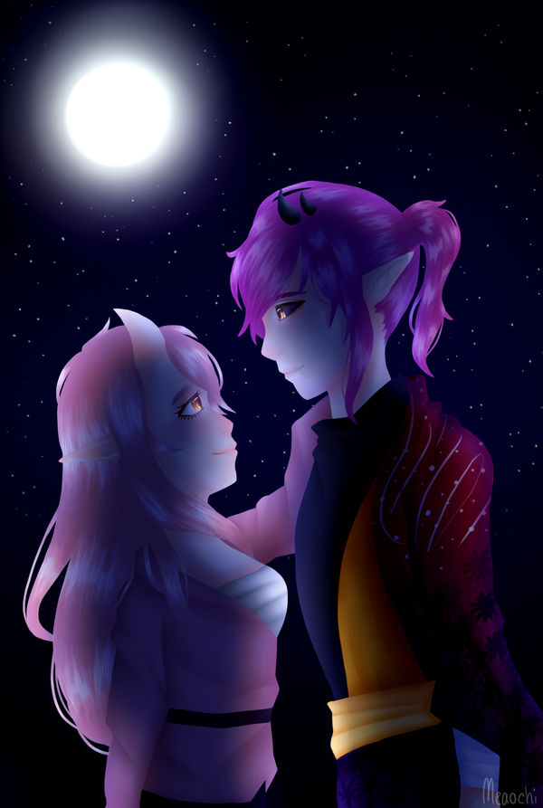 Moonlight by ivrinne