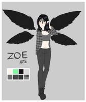 Zoe Aris REF by ivrinne