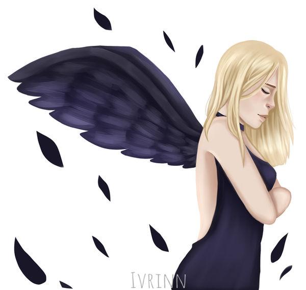 Dark Angel by ivrinne
