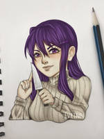 Yuri by ivrinne