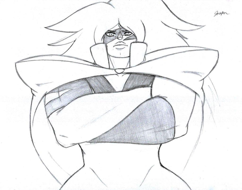 Jasper - First Impression by CrowDeCorvidae