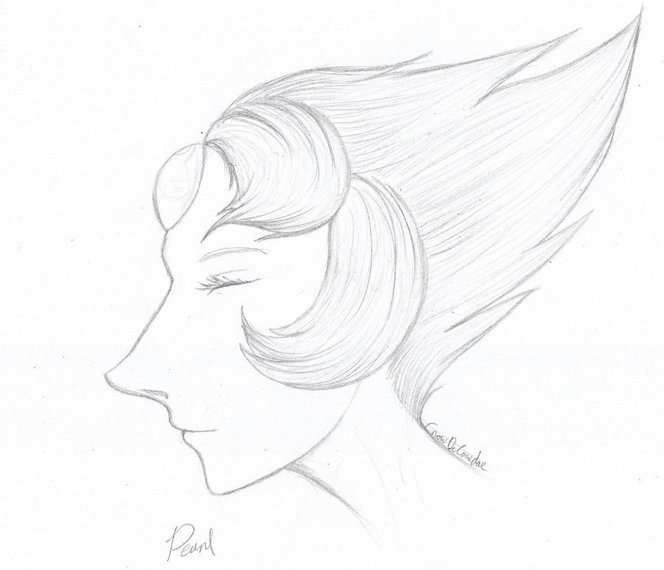 Pearl by CrowDeCorvidae