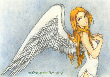 Angel Smile by AndieCris