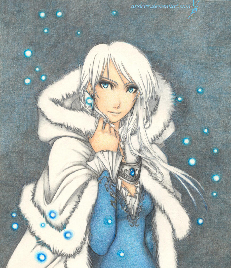 Ice Queen by AndieCris