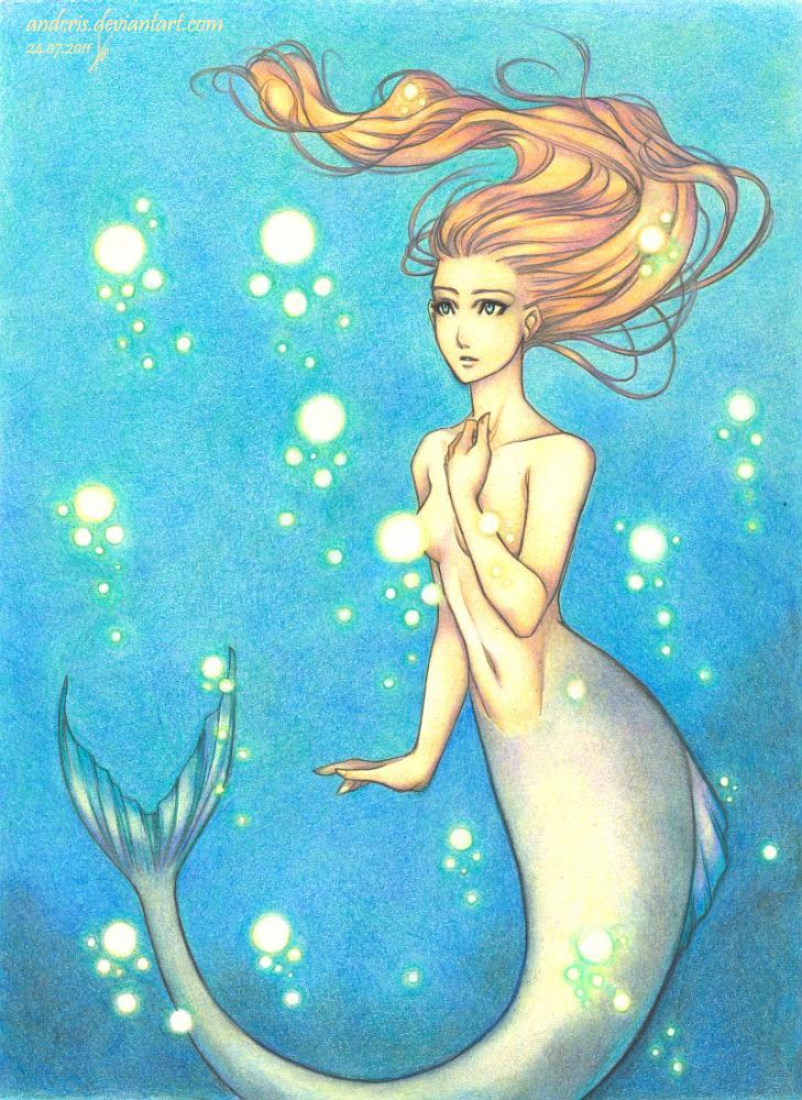 Sereia by AndieCris
