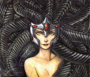 Devil's Crush by AndieCris