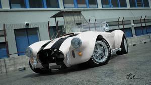 Shelby Cobra 3D