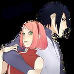 SasuSaku Render #2