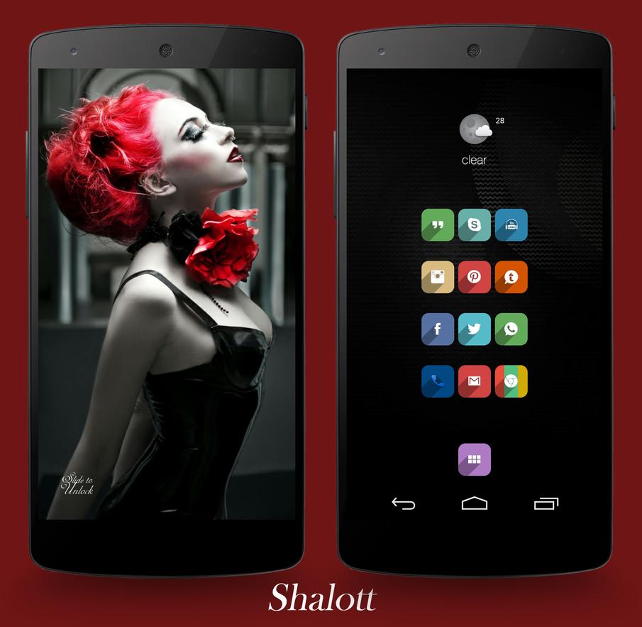 Shalott.. by MEY21