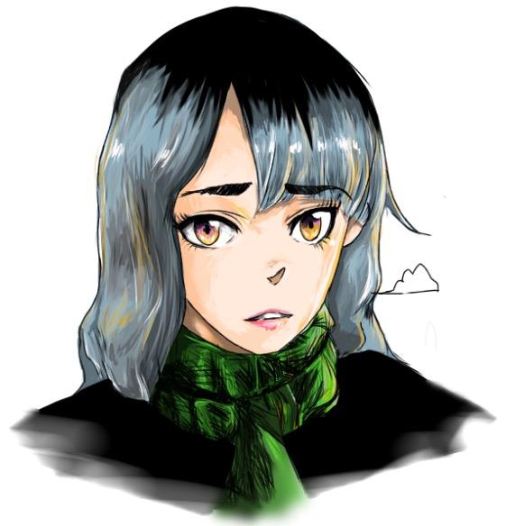 Cute Winter Anime Girl By Sodacris On Deviantart