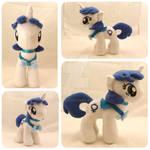 OC Sailor Mercury My Little Pony Plush