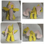 My Little Pony Minky Fluttershy Plush