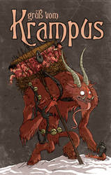 Grub Vom Krampus
