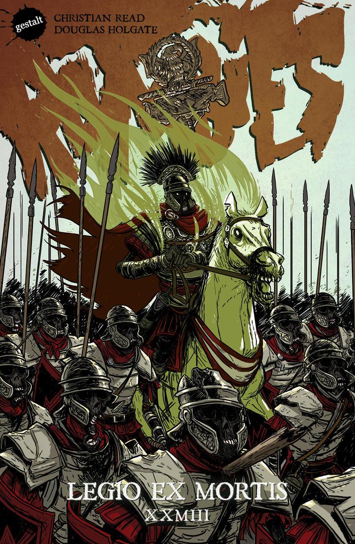 Legio Ex Mortis by Douglasbot
