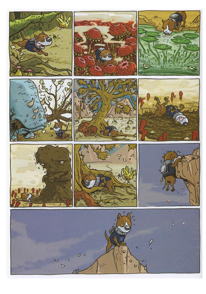 Laika Page 09 by Douglasbot