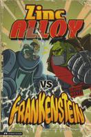 Zinc Alloy Frankenstein Cvr by Douglasbot