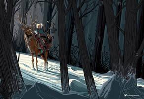 Hunter by Douglasbot