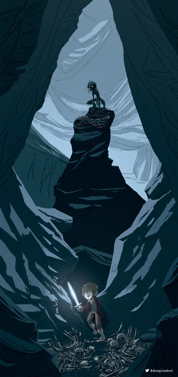 The Hobbit by Douglasbot