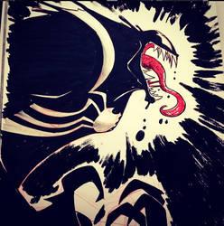 Venom by Douglasbot