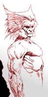 Wolverine - nkl by nkl