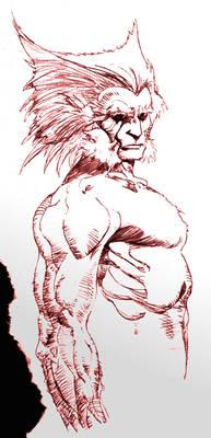 Wolverine - nkl