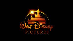 Walt Disney Pictures Logo (Flashlight)