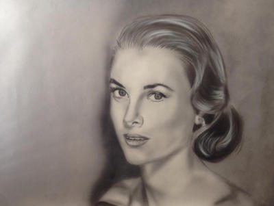 Grace Kelly by AirbrushEffect
