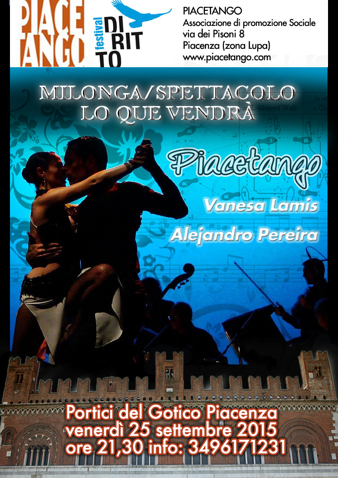 25 settembre PIACETANGO by bermarte