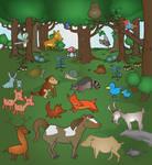 Wo sind Hansel und Gretel