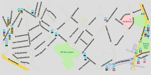 map by bermarte
