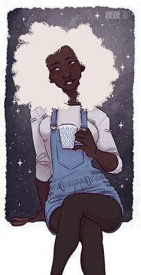 [Midday Coven] Tea in space