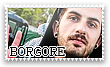 Borgore - Stamp by llmoonsetterll
