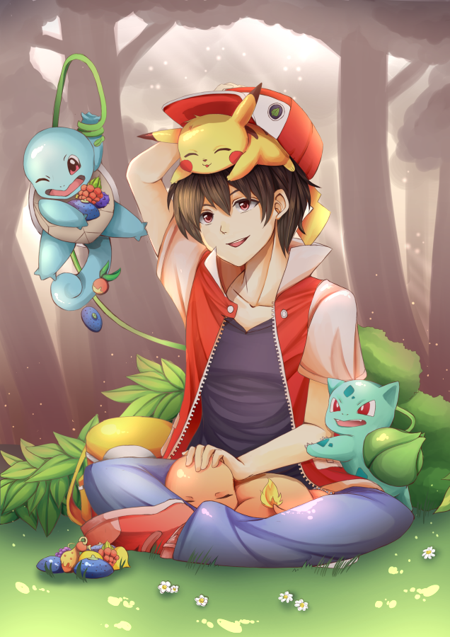 + V e r s u s + Pokemon Fanbook - 01/20 by Sallynyan