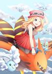 + V e r s u s + Pokemon Fanbook - 02/20
