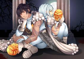 + Secret Halloween + Rieule