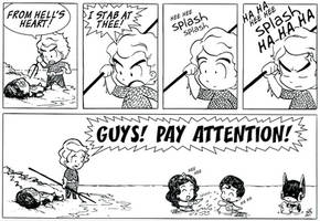 Debut of Aquaman Again by FairyKitsch