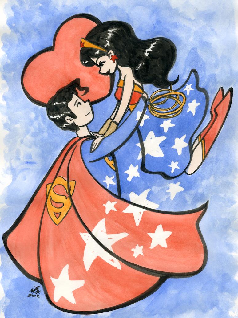 Superman & Wonder Woman Appreciation! - Page 71