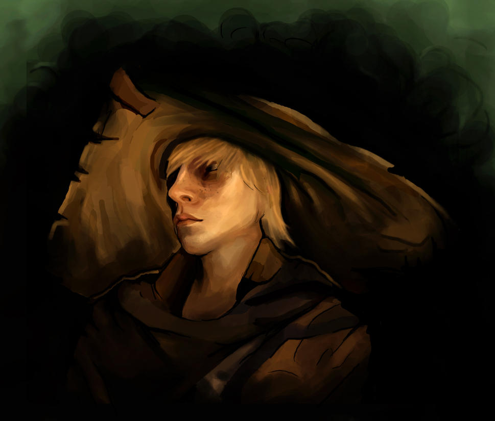 Dragon Age Inquisition Cole By 7 Appleroad On Deviantart