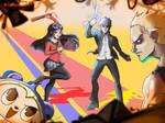 Persona 4 fanart