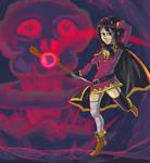 Megumin from Konosuba Fanart