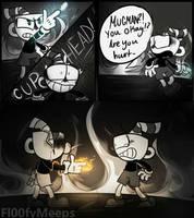 Page 14 Deteriorating Souls - Cuphead Comic  by MeepCreep