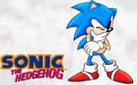 Classic Sonic wallpaper